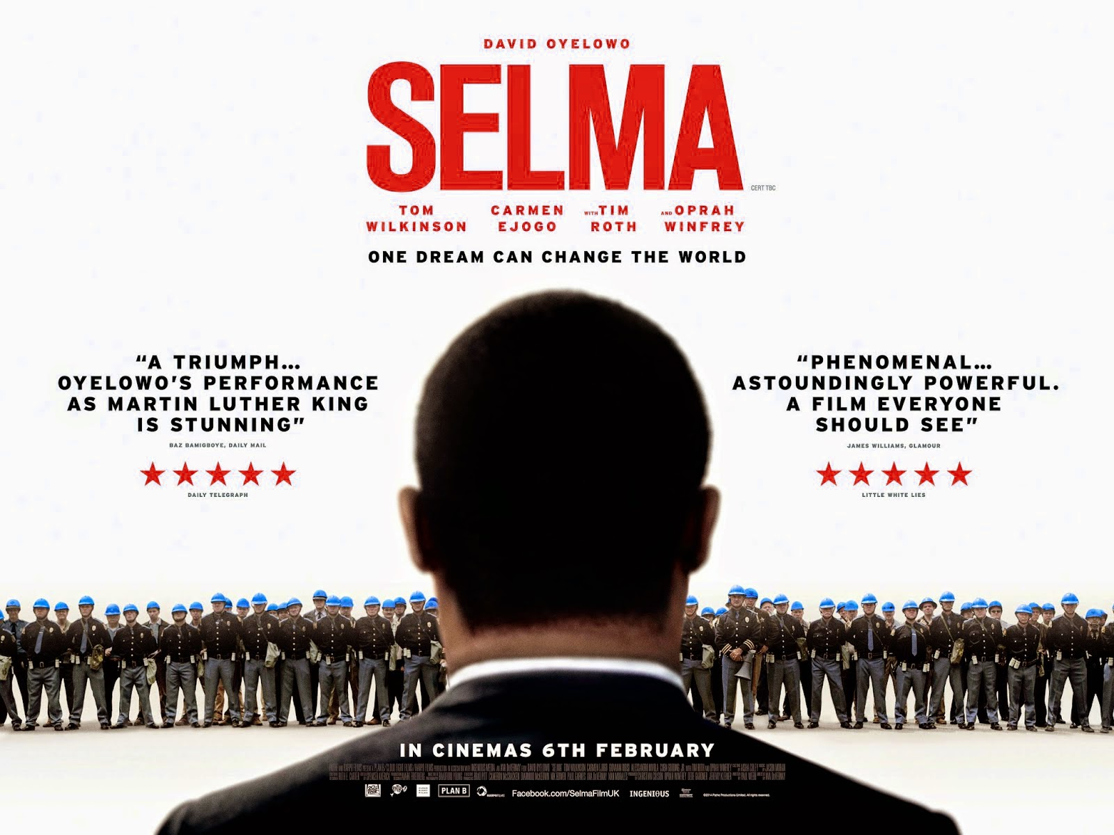 Selma | Movie Review and Analysis