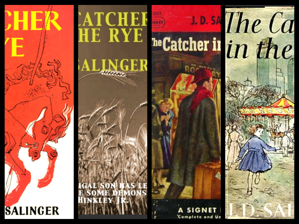 sample catcher in the rye essay Free catcher in the rye papers, essays, and research papers.